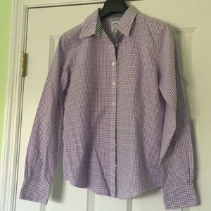 Brooks Brothers Factory Spring 2015 Gingham Shirt